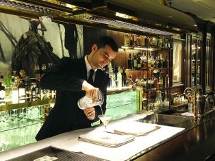 Cocktail Workshop and Master Classes at Dry Martini London By Javier de las Muelas